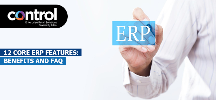 Core ERP Features