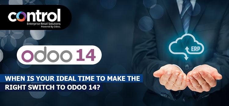 Switch to Odoo 14